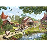 Gibsons 1000 Pieces Hop Country Jigsaw Puzzle