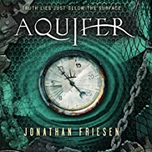 Aquifer Audiobook by Jonathan Friesen Narrated by Paul Doherty