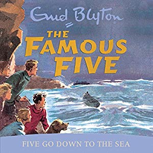 Five Go Down to the Sea Audiobook