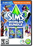 The Sims 3 Worlds Bundle [Online Game Code]