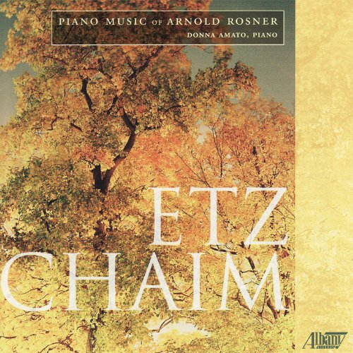 Buy Etz Chaim: Piano Music of Arnold Rosner From amazon