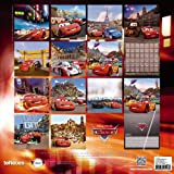 2014 Disney Cars Calendar