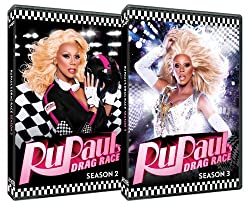 RuPaul's Drag Race: Seasons 2 & 3