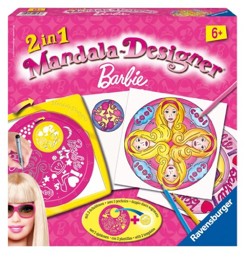 Ravensburger Barbie Mandala Designer
