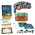 Mine for Fossils Science Kit - Dig Up 10 Prehistoric Fossils!