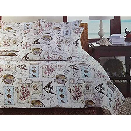 61nSDznXPXL._SS450_ 100+ Nautical Quilts and Beach Quilts