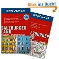 Baedeker Reisef�hrer Salzburger Land, Salzburg, Salzkammergut: mit GROSSER REISEKARTE