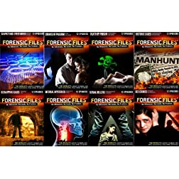 Forensic Files: Season 1-8 Bundle (16 Disc Collection) Amazon.com Exclusive