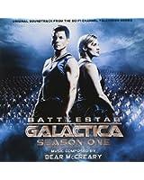 Battlestar Galactica: Season One  (Bande Originale du Film)