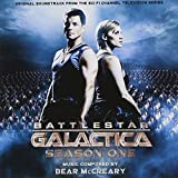 Battlestar Galactica  Bear McCreary, Richard Gibbs  (La-La Land Records)