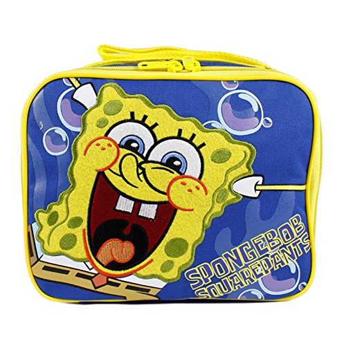 Spongebob Squarepants Kids Lunch Box Bag - 1