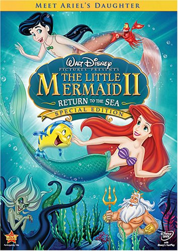 Cover art for  The Little Mermaid II: Return to the Sea [Special Edition]