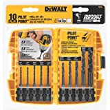 DEWALT DD5060 IMPACT READY Drilling Set, 10-Piece
