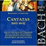 Bach, J.S.: Cantatas, Bwv 49-52