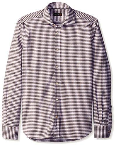 corneliani-mens-checked-sport-shirt-brown-white-46-eu-185