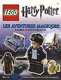LEGO Harry Potter : les aventures magiques : L'album d'autocollants...