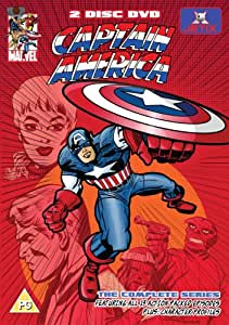 Captain America - The Complete Series [DVD]