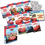 Reading Adventures Cars level 1 Boxed Set