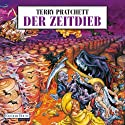 Der Zeitdieb: Ein Scheibenwelt-Roman Audiobook by Terry Pratchett Narrated by Michael-Che Koch