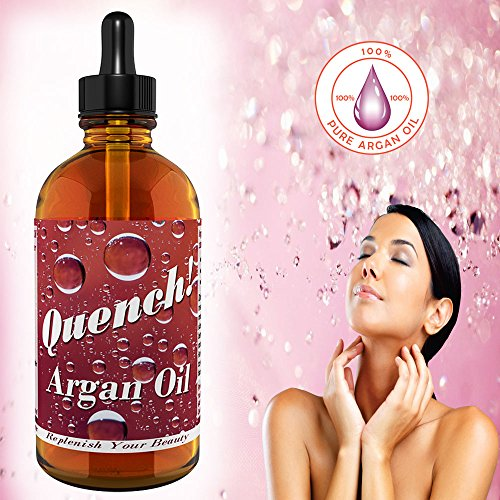 Quench! Argan Oil - 100% Pure Argan Oil - Cold