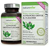 Total Colon Care: Advanced Detox & Cleanse with Digestive Enzymes for Colon Health & Weight Loss, 30 to 60-Day Supply, 120 Caps