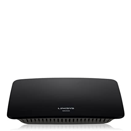 Linksys SE2500-EU Switch avec 5 Ports Gigabit/Ethernet