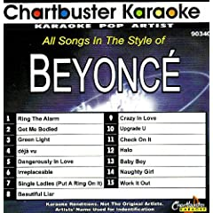 Karaoke: Beyonce by CB