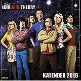 The Big Bang Theory Wandkalender 2016