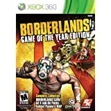 Borderlands Game of the Year - Xbox 360 Game of the Year Editionby 2K Games