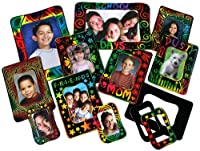 Scratch-Art Classroom Packs Scratch-Art Photo Frames Group Pack from Memtek Products