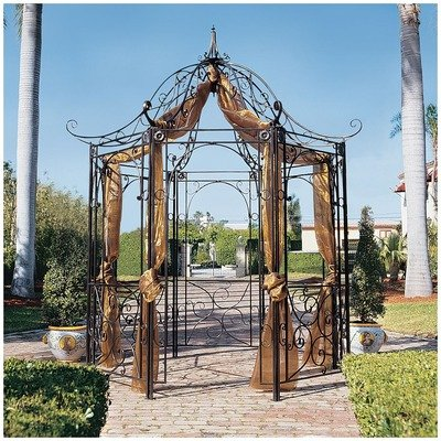 Design Toscano The Amelie Architectural Steel