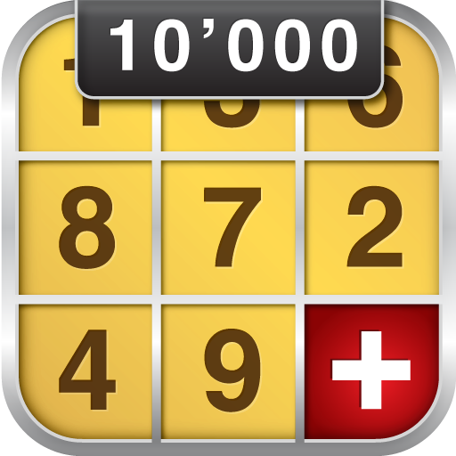 Free App of the Day: Sudoku 10'000 Plus