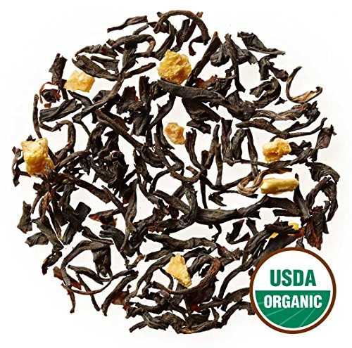 Tippy Earl Grey Tea - Organic - Loose Leaf - Bulk - Non GMO - 181 Servings