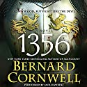 1356: A Novel (       UNABRIDGED) by Bernard Cornwell Narrated by Jack Hawkins