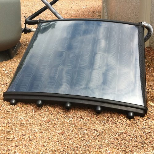Doheny's Solar Grid Pool Heating Solar Panels (Solar Heater For Greenhouse compare prices)