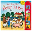 Axel Scheffler's Noisy Farm: A Counting Soundbook (Sound Books)