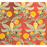 Passion Flower Textile, by C.F.A. Voysey (Print On Demand)