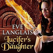 Lucifer's Daughter: Princess of Hell, Book 1 | Livre audio Auteur(s) : Eve Langlais Narrateur(s) : Rebecca Estrella