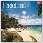 Tropical Islands 2016 Square 12x12 Wa...