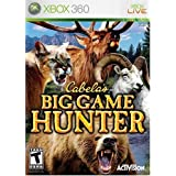 Cabela's Big Game Hunter (XBox 360)by Activision Inc.