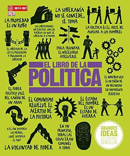 EL LIBRO DE LA POLITICA descarga pdf epub mobi fb2