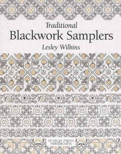 Traditional Blackwork Samplers (Needlecrafts Series)