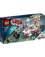 Lego Movie - 70804 - Jeu De Construction - La Machine À Glaces