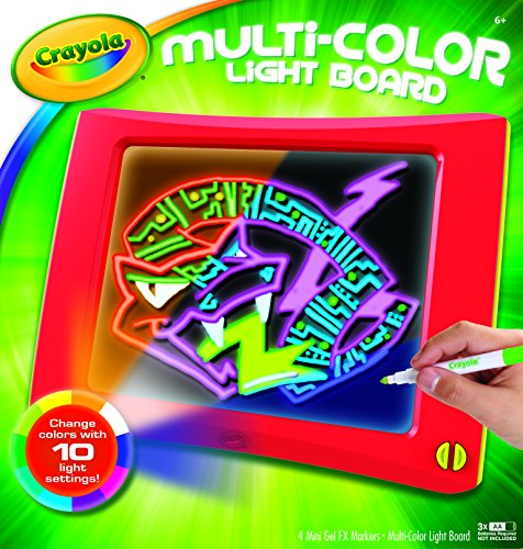 Crayola Multi Color Light Board