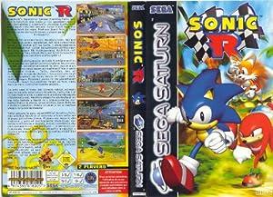 Sonic R: Sega Saturn