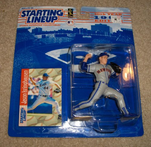 1997 Jason Isringhausen MLB Starting Lineup Figure [Toy]
