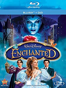 Enchanted (Blu-ray + DVD) (Bilingual)