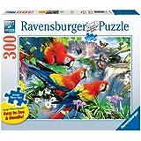 Ravensburger Tropical Birds - 300 Pieces Large Format Puzzle