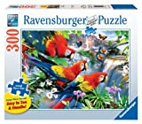 Tropical Birds 300 PC Large Format Puzzle