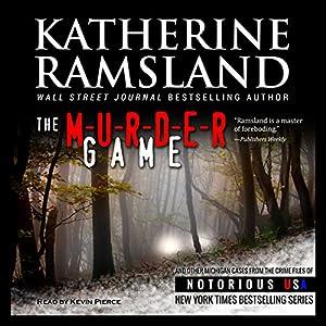The Murder Game (Michigan, Notorious USA) Audiobook